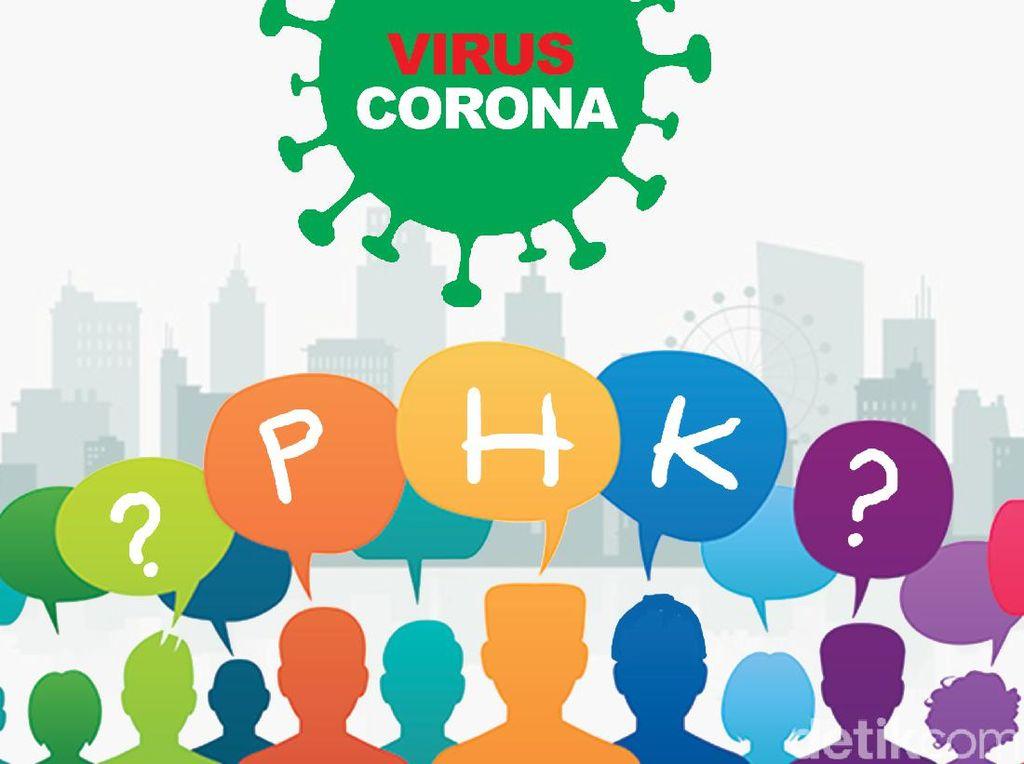 Bicara Imbas COVID, Airlangga: Jumlah PHK Meningkat Jadi 2,1 Juta