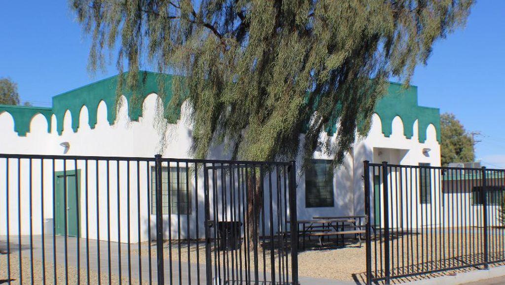 Potret Masjid Tertua di Las Vegas