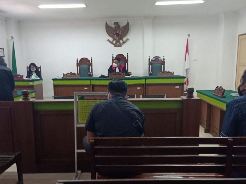 Kasus Pencemaran Nama Baik, Wakil Ketua Golkar Sulsel Dituntut 10 Bulan Bui