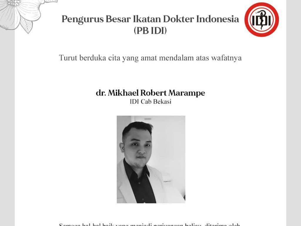 Viral Dokter Meninggal Usai Tunda Nikah Demi Tangani Pasien Corona