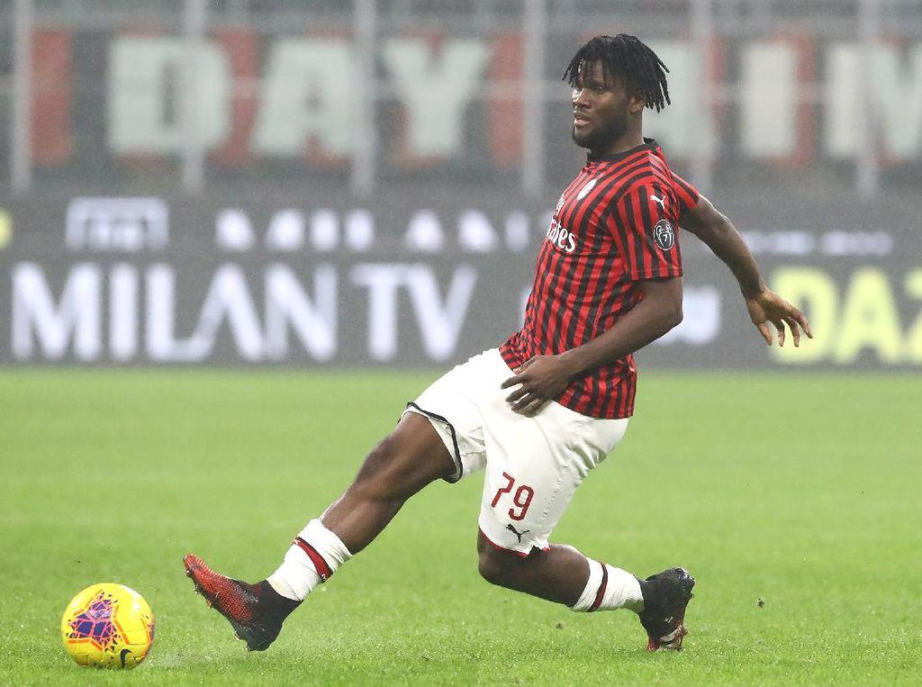 Franck Kessie Setia AC Milan, Tak Minat ke Premier League