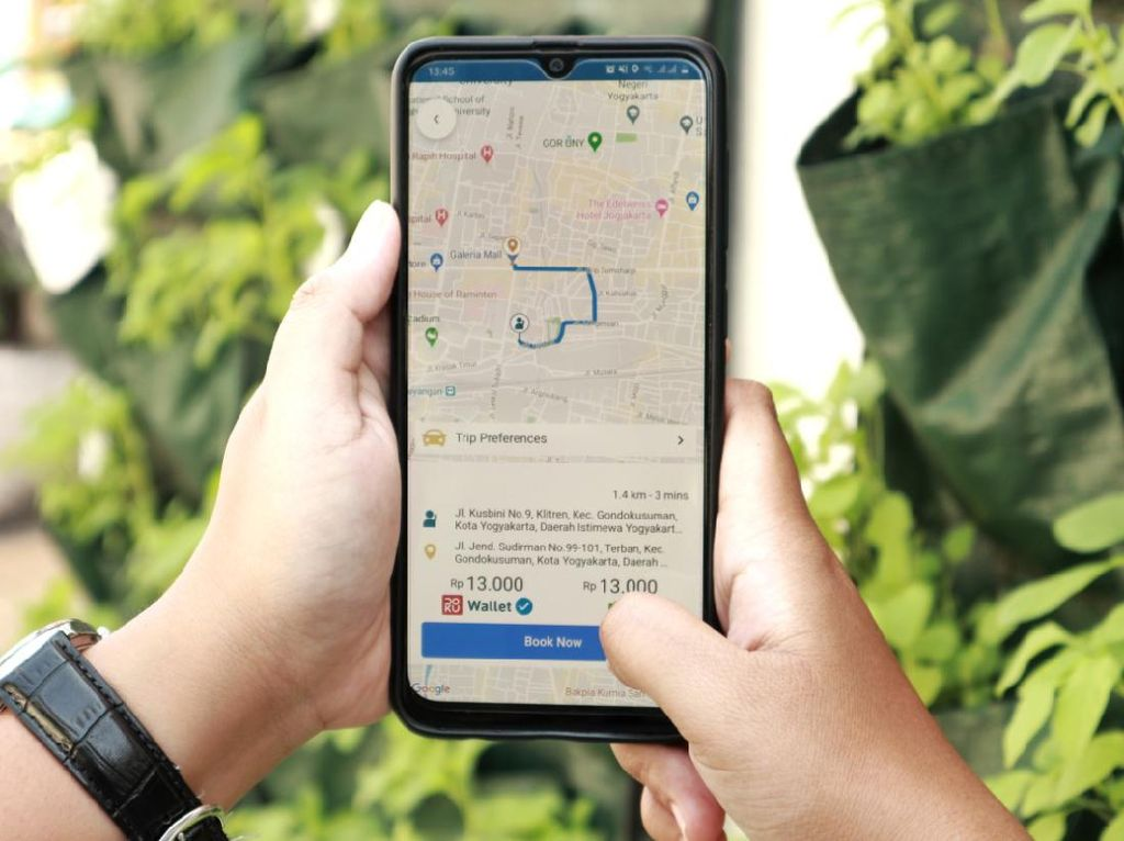 Aplikasi Wisata Siap Hadapi Lonjakan Kunjungan Pasca COVID-19