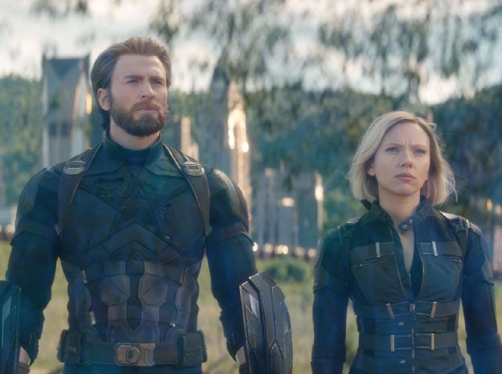 Perilisan Film Black Widow Diundur May 2021