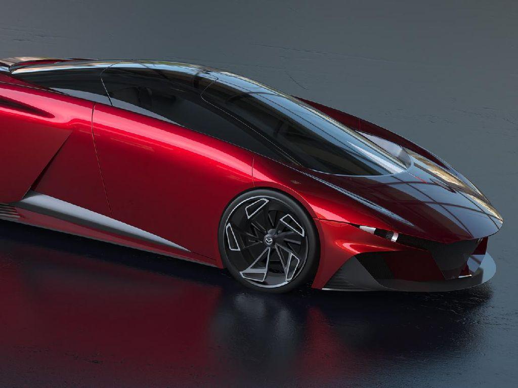 Saat Mazda Punya Desain Layaknya Ferrari, Lamborghini Dkk