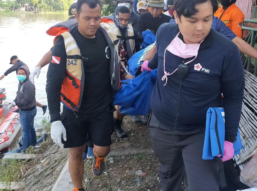 Jasad Bocah 10 Tahun Hilang Tenggelam di Sungai Brantas Berhasil Ditemukan