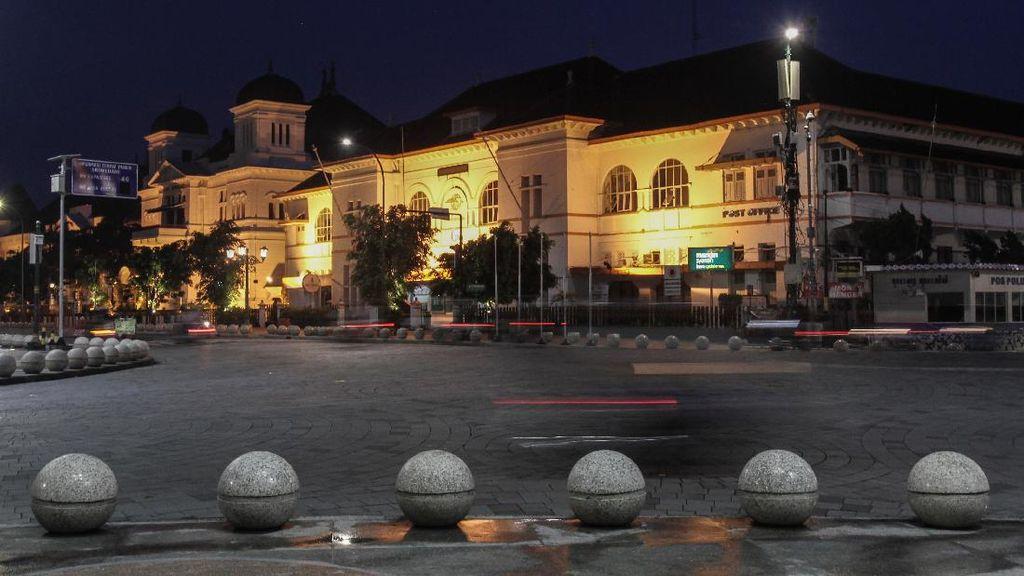 Pusat Keramaian Kota di Indonesia yang Mendadak Sepi