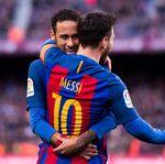 Rivaldo: Neymar Bukan Pewaris Messi
