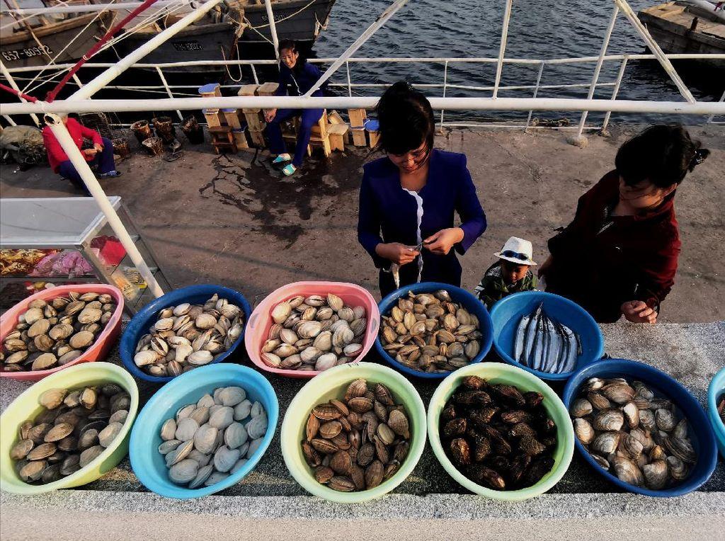Heboh Kereta Kim Jong Un Di Wonsan, Kota Ini Terkenal Punya Seafood Enak