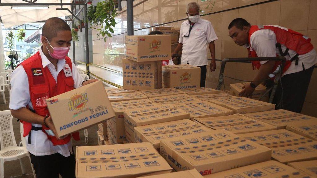 PMI Jakarta Berikan Bantuan 1.000 APD