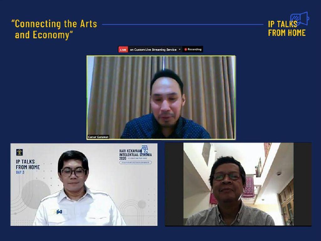 Hari Kekayaan Intelektual, DJKI Dorong Warga Daftarkan Karya