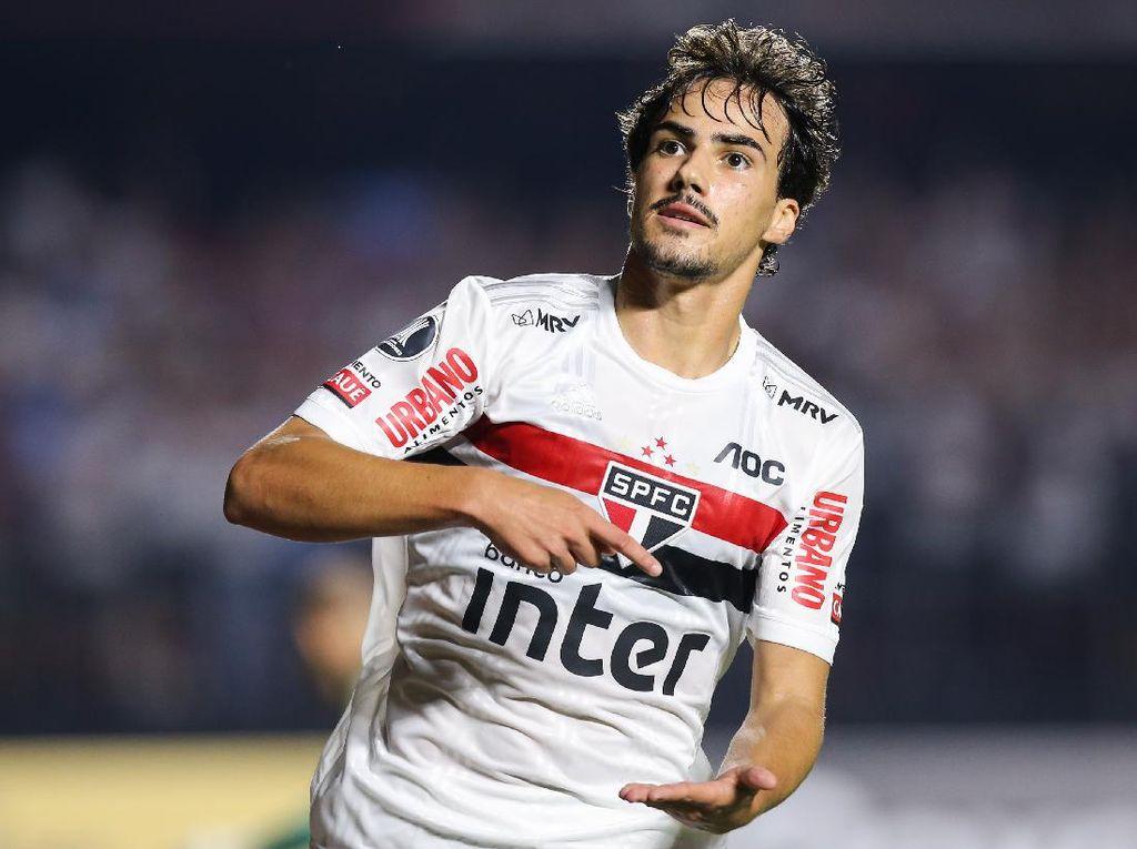 Ada Lagi Pemain Muda Brasil Dikaitkan dengan Madrid, Siapa Dia?