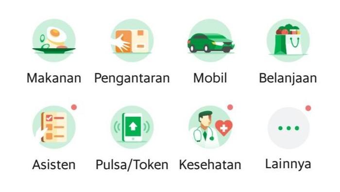 Layanan Gojek motor maupun Grab motor telah hilang di 2 aplikasi tersebut.