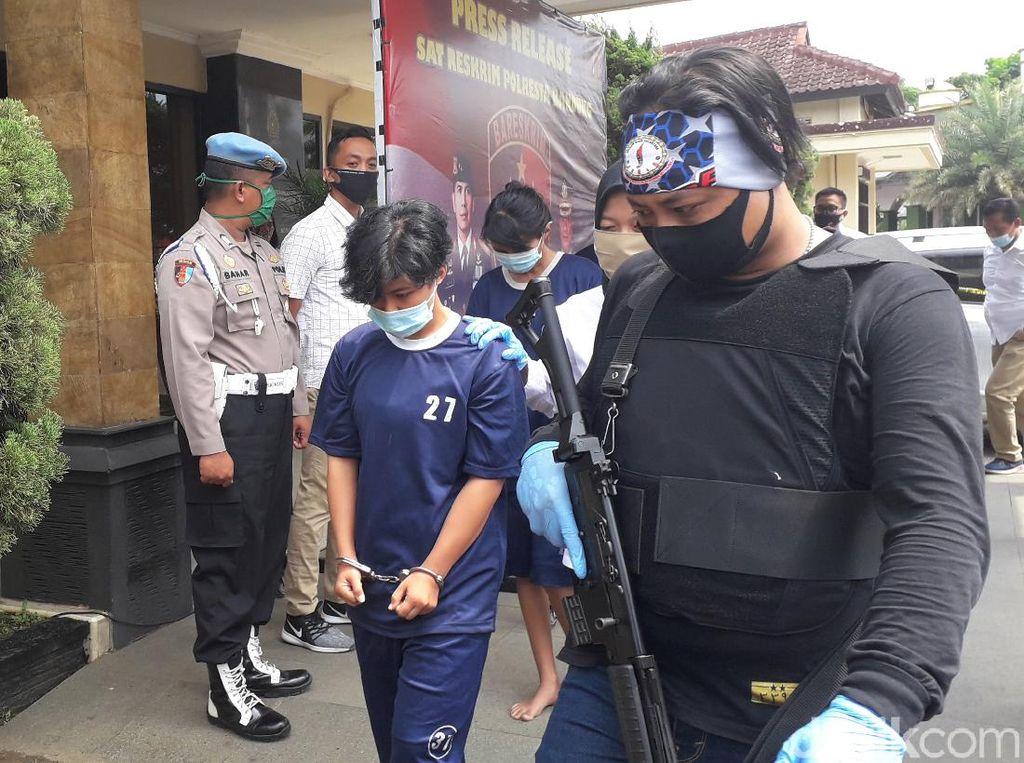 4 Gadis Bunuh Driver Taksi Online di Bandung, Kenapa Remaja Bisa Sekeji Itu?