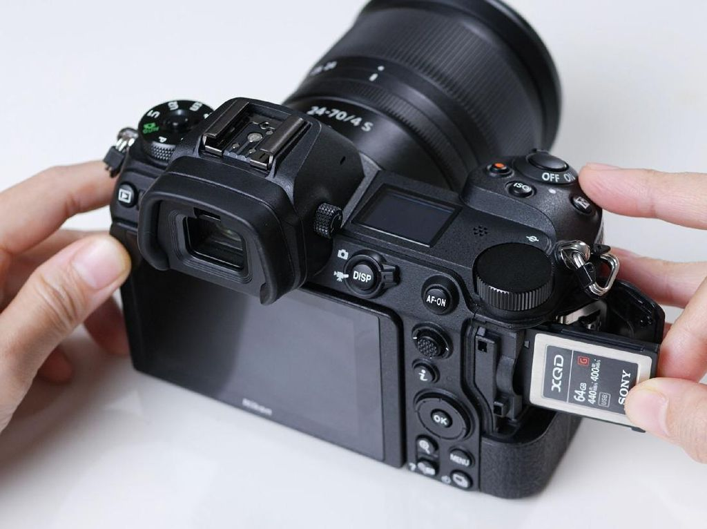 Nikon Z6: Kamera Mirrorless Full Frame Serba Guna