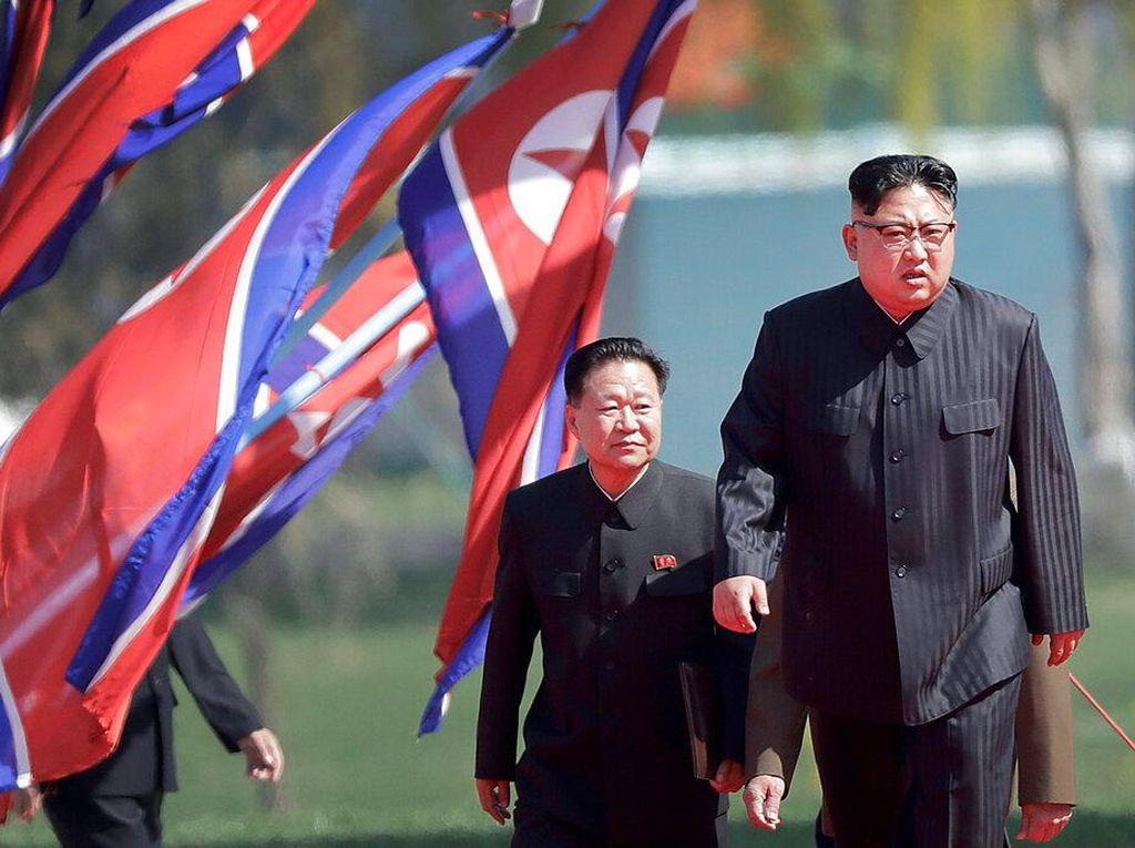 Kim Jong-Un Bakal Hukum Mati Warganya yang Nonton Drama Korea