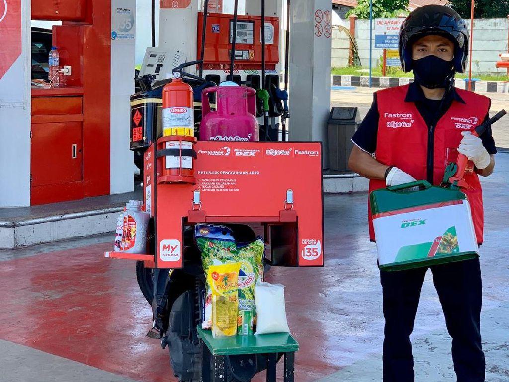 Layanan Pesan Antar Pertamina Hadir di Sulawesi Utara dan Gorontalo