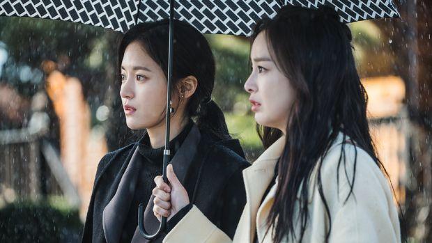 Go Bo-gyeol dan Kim Tae-hee dalam drama Hi Bye, Mama