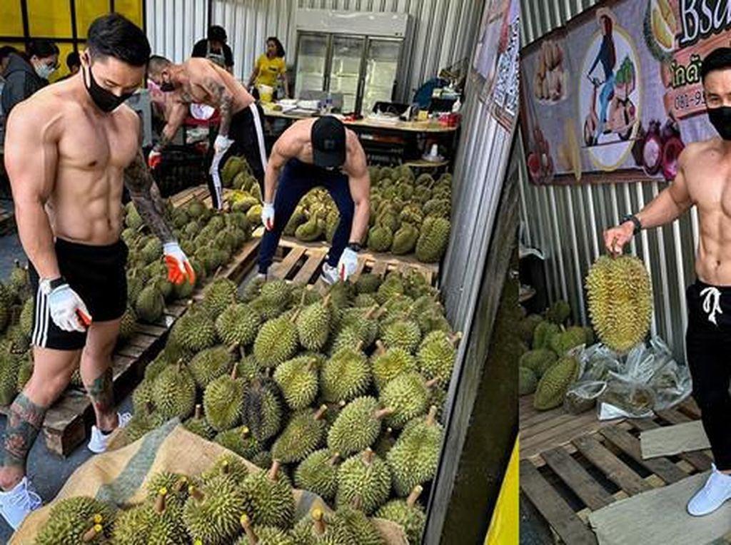 Penjual Durian Tampan hingga Aneka Buah Untuk Jaga Imunitas Tubuh