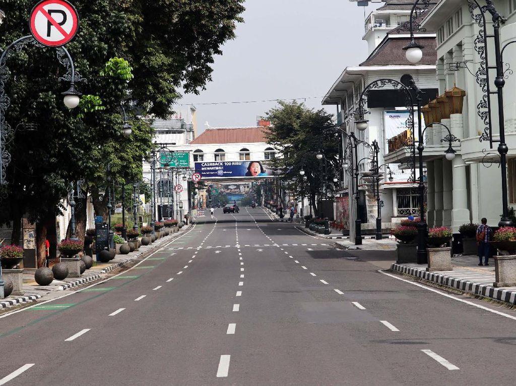 Catat! Sejumlah Jalan di Bandung Tutup Lebih Cepat Malam Ini