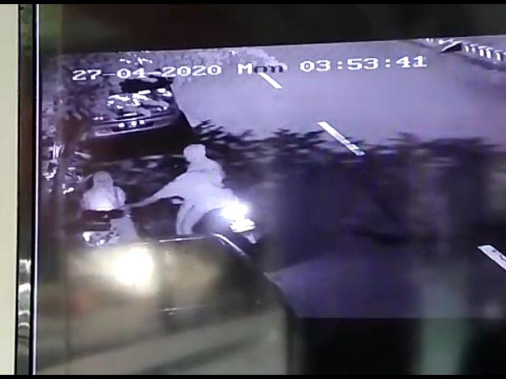 Viral Video Begal di Dekat Balai Kota Solo, Korban Sempat Terseret