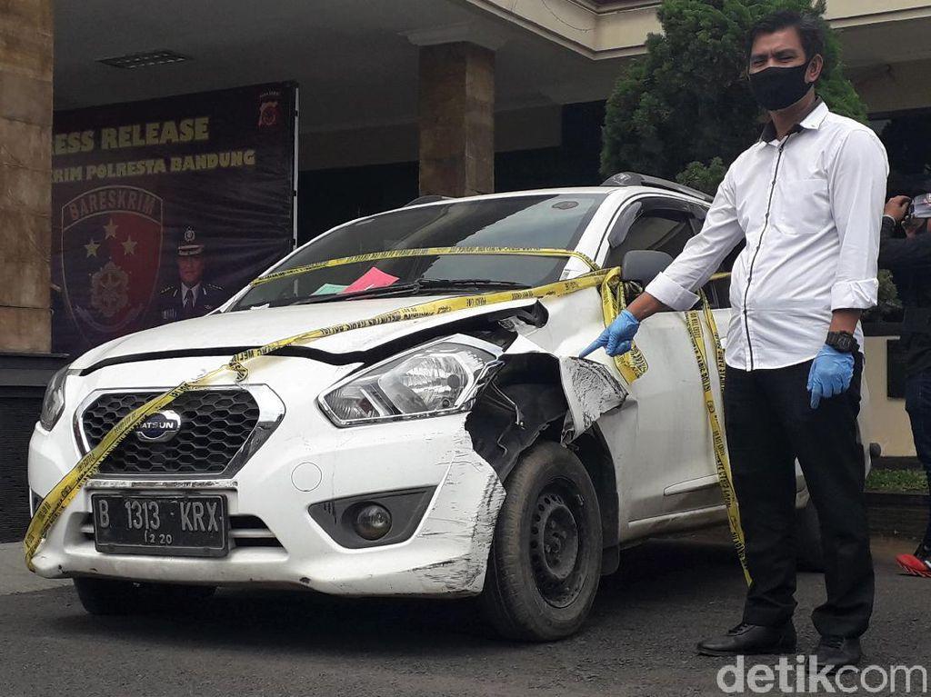 Jejak Pelarian 4 Gadis Bengis Usai Bunuh Driver Taksi Online