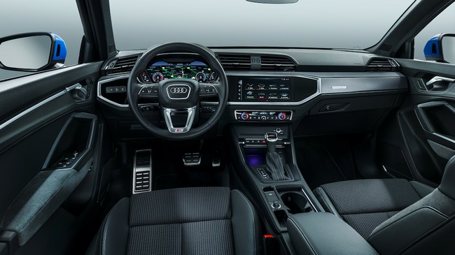 All New Audi Q3 generasi kedua