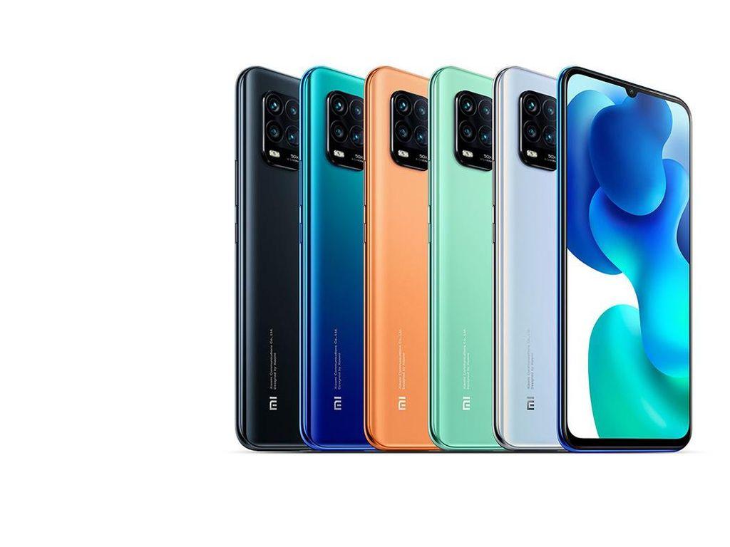 Mi 10 Youth dari Xiaomi Tawarkan Koneksi 5G Rp 4 Jutaan