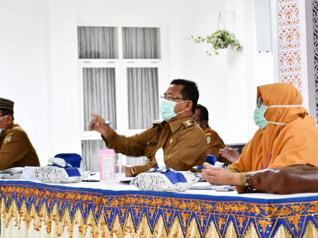 Kota Banda Aceh Raih Pencapaian Program Pencegahan Korupsi Tertinggi