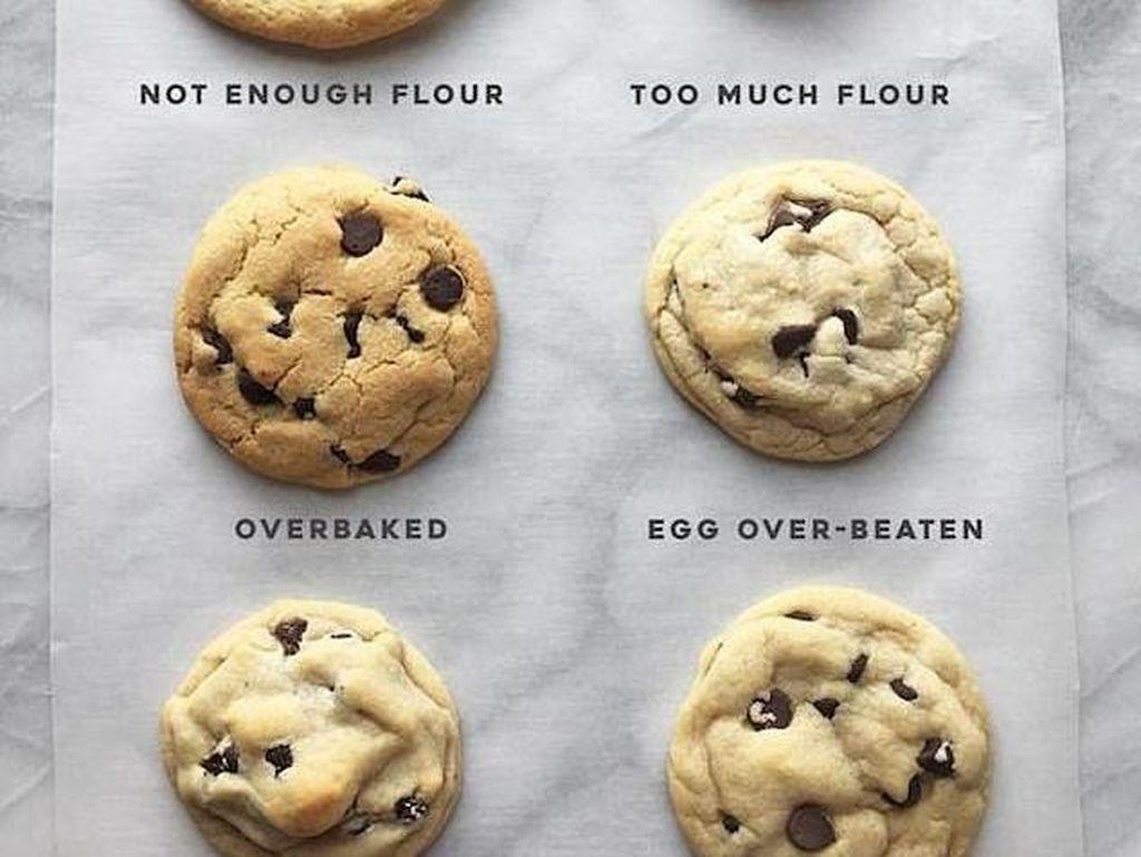 Ini Panduan Mengenali Kesalahan Dalam Membuat Kue Kering