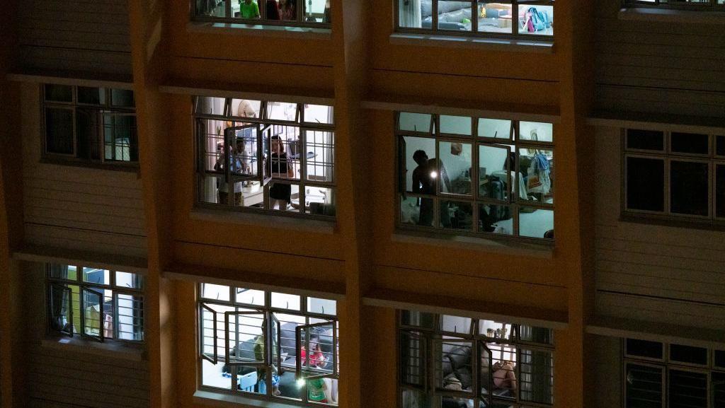 Pusat Pameran di Singapura Berubah Fungsi Jadi Tempat Isolasi Corona