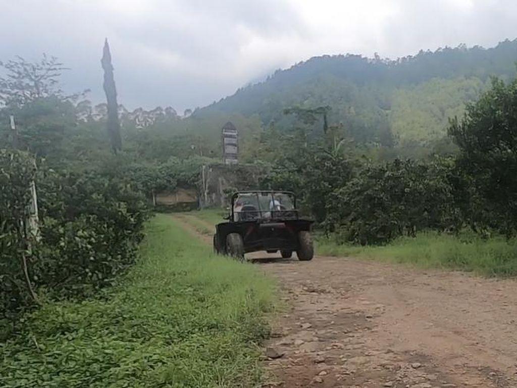 Serunya Menyusuri Agrowisata Batu Naik Buggy