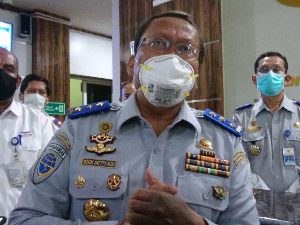 Kemenhub Minta Polisi Cegat Bus yang Hendak Nyeberang dari Merak ke Lampung