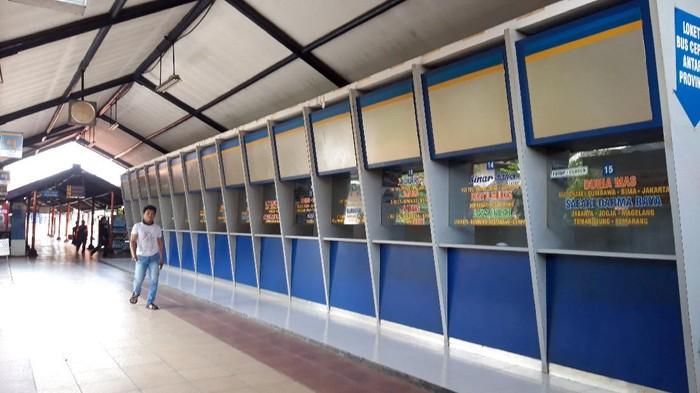 Curhat Pilu Pekerja di Terminal Purabaya