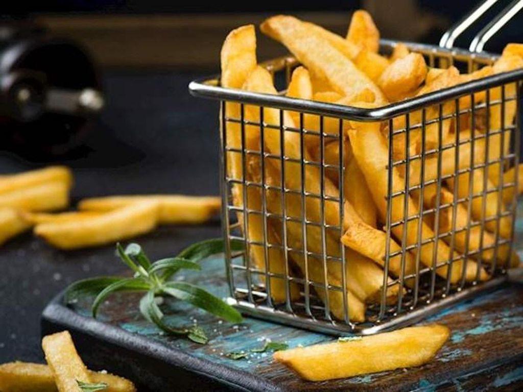 Stok Kentang Menumpuk, Warga Belgia Dianjurkan Banyak Makan Kentang Goreng