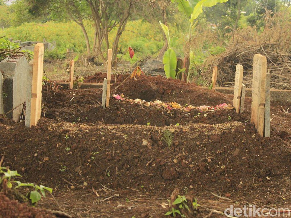 Geger Makam di Bekasi Dibongkar, Jenazah Hilang