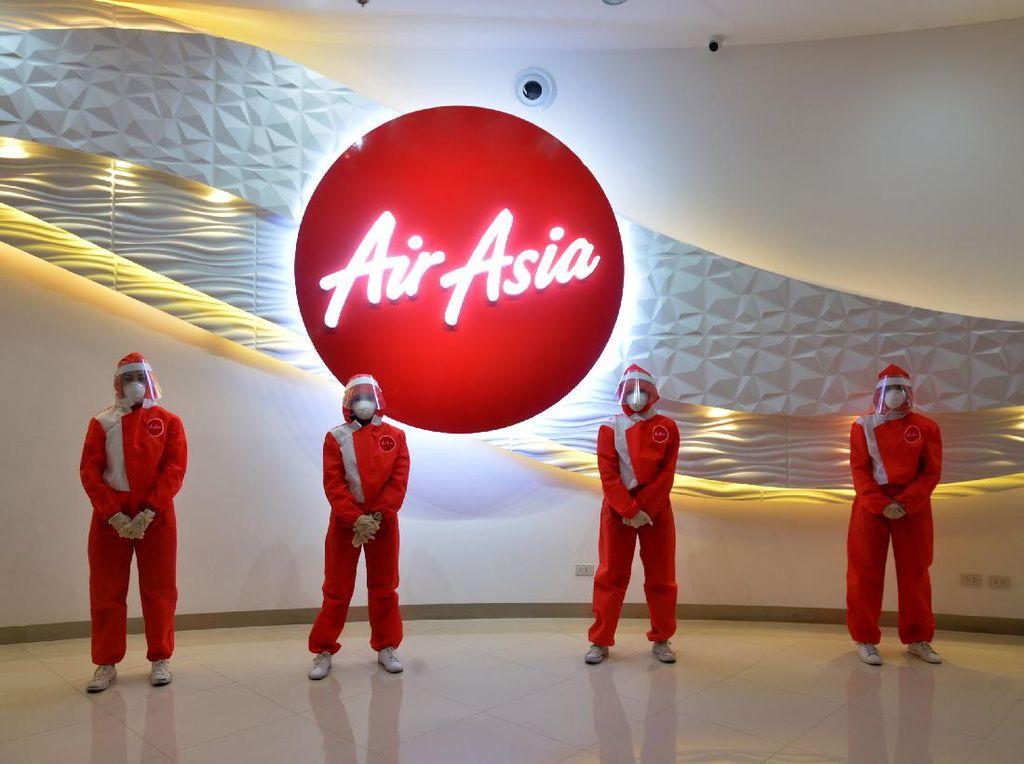 Grab-Gojek Ada Saingan Baru, AirAsia Mau Masuk Bisnis Ride Hailing