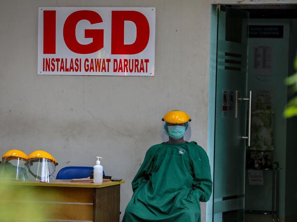 Tembus 23.265 Pasien Positif Corona, Ini Sebaran Kasus Baru di Indonesia