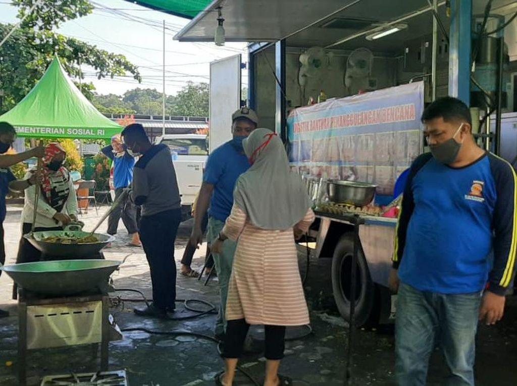 Pertamina EP Sumbang Bahan Makanan untuk Dapur Umum Kota Tarakan