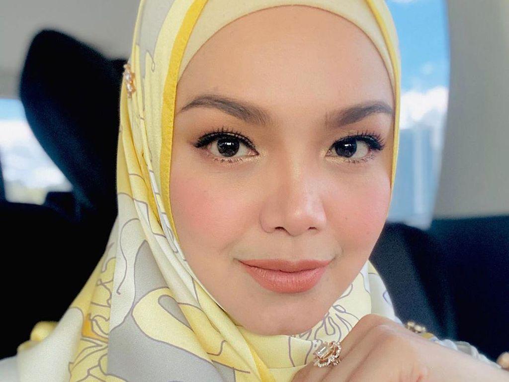 Siti Nurhaliza Nyanyi Aisyah Istri Rasulullah, Fansnya Tergerak Masuk Islam