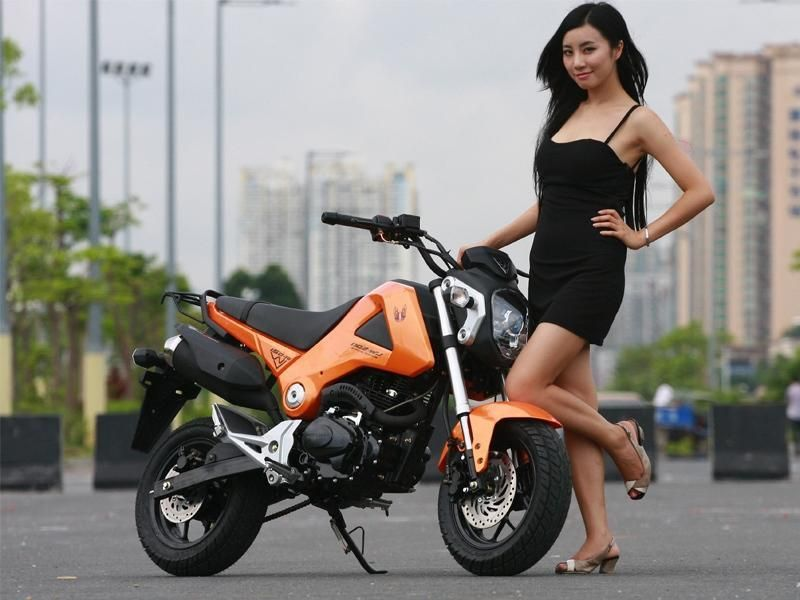 10 Motor Tiruan Buatan China Paling Kocak