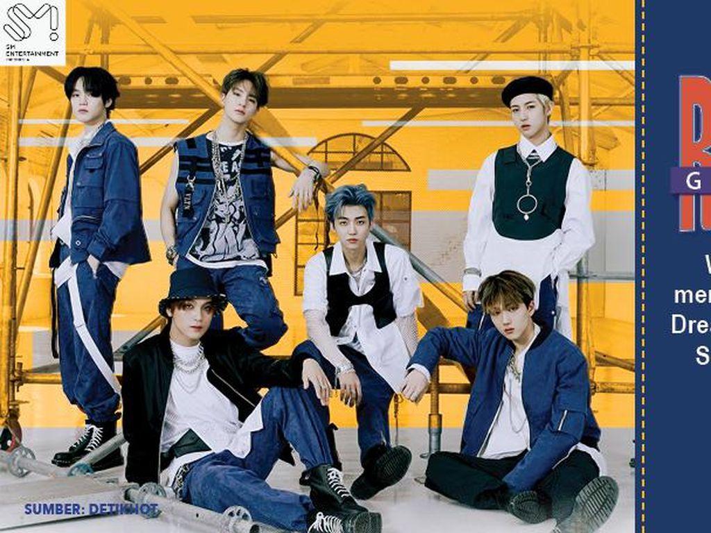 Chukahae! Ini Pemenang 2 CD Bertanda Tangan dan Merchandise NCT Dream