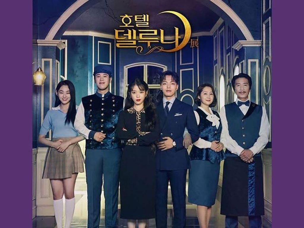 Hotel Del Luna Gelar Pameran di Seoul, Fans Wajib Datang!