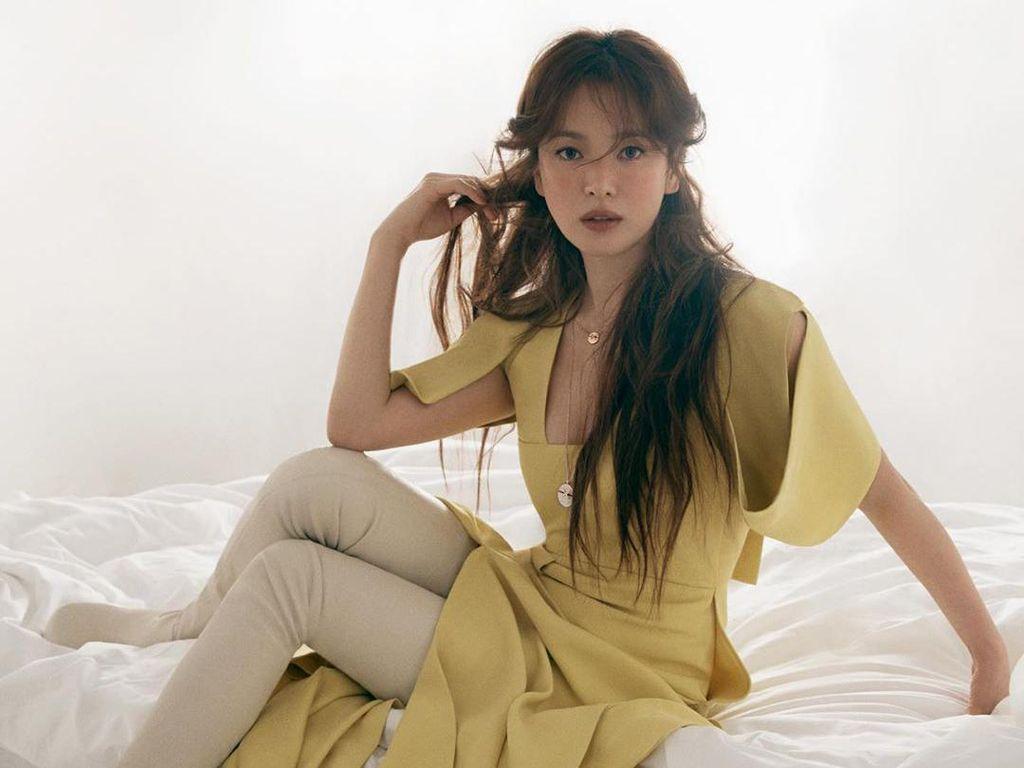 Tampil Cantik di Pemotretan Terbaru, Song Hye Kyo Cerita Perjalanan Karier