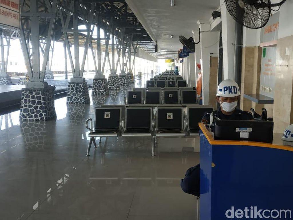 Imbas PSBB, 1.401 Penumpang KA dari Stasiun Blitar Batalkan Tiket Perjalanan.