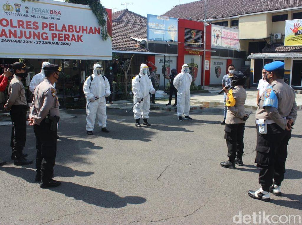 Tim COVID Hunter Hadir Cari Pasien Terkait Corona yang Berkeliaran di Surabaya