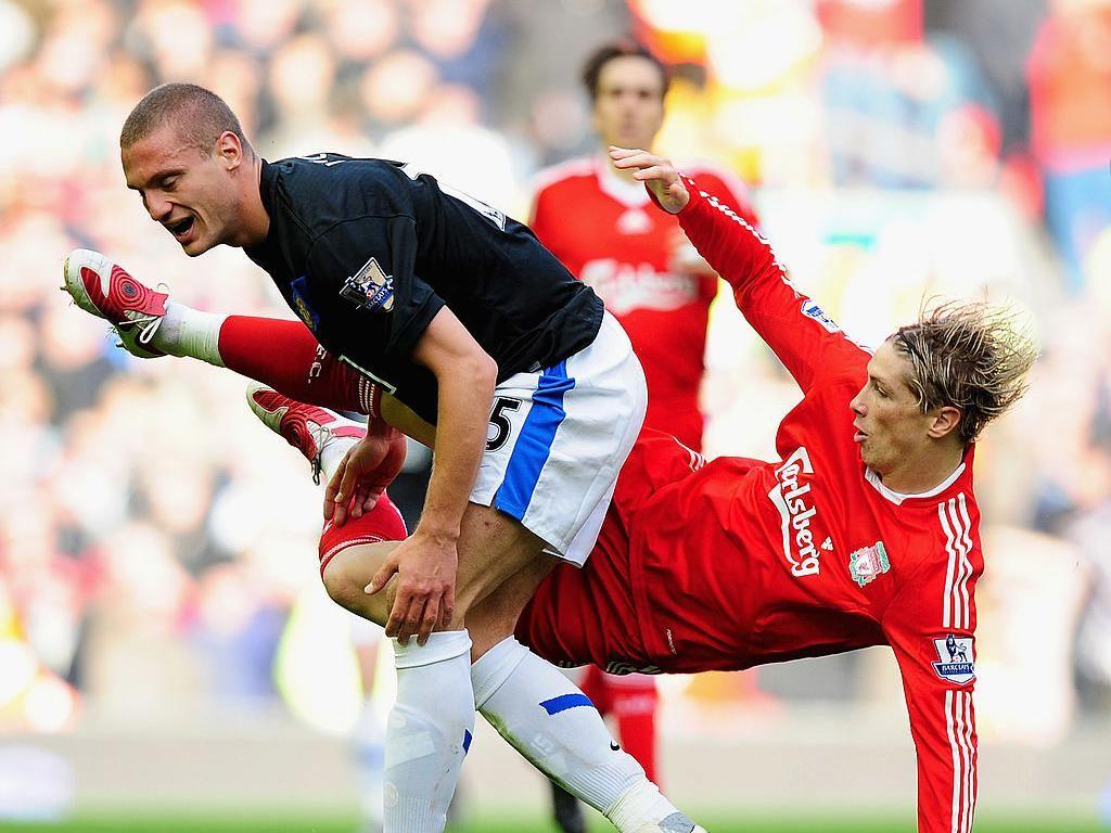Ferdinand: Torres Begitu Menakutkan untuk Vidic
