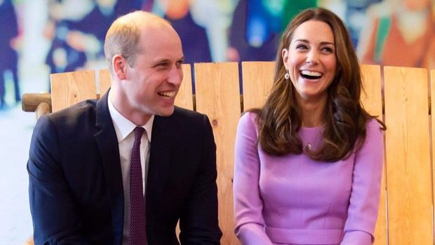 Pangeran William dan Kate Middleton