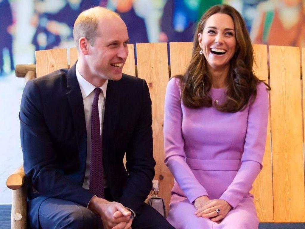 Ini Trik Pangeran William saat Gugup Pidato di Depan Umum