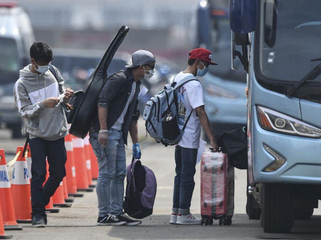 Kemlu: 18.199 ABK dan 78.938 WNI di Malaysia Telah Kembali ke Indonesia