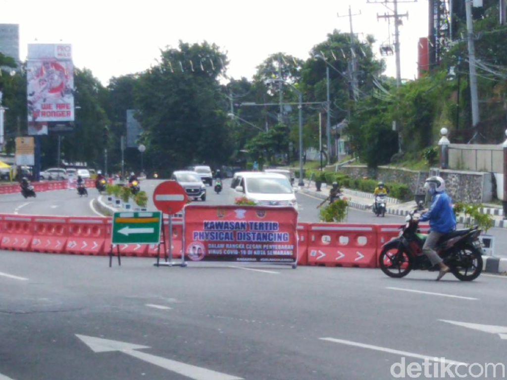 Optimalkan PKM di Kota Semarang, Penutupan Ruas Jalan Ditambah